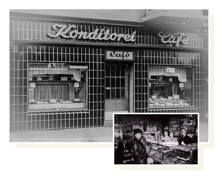 1934 bis 1962 Bäckerei-Konditorei Bohnenkamp - WIR-BACKEN-NOCH-SELBST.com