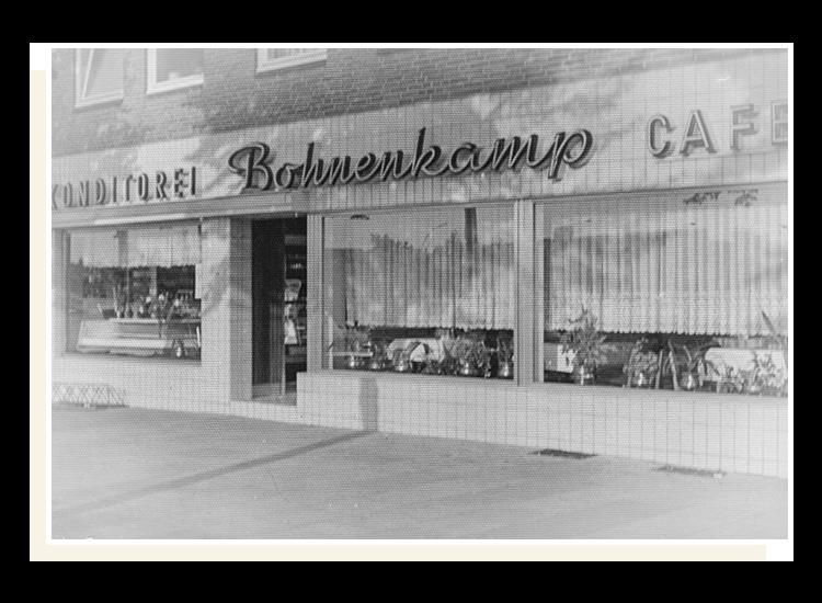 1968 bis 1982 Bäckerei-Konditorei Bohnenkamp - WIR-BACKEN-NOCH-SELBST.com