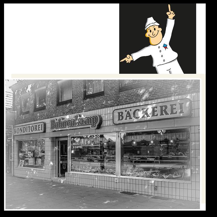 1982 bis 2007 Bäckerei-Konditorei Bohnenkamp - WIR-BACKEN-NOCH-SELBST.com